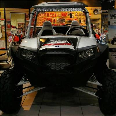 "Baja Designs - Polaris RZR Baja Designs 30"" LED Light Bar Roof Mount - Image 2"
