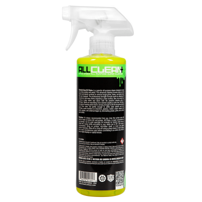 Chemical Guys - Chemical Guys All Clean+ Citrus Base All Purpose Cleaner 16 oz Spray Bottle - Image 2