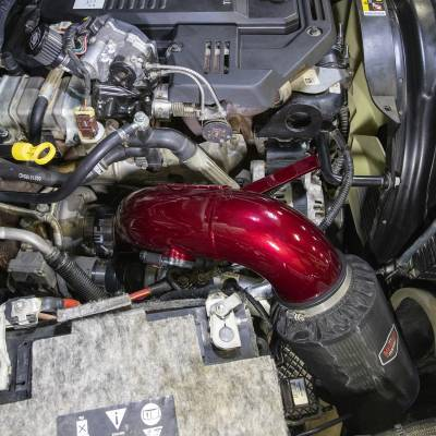 "Wehrli Custom Fabrication - 2007.5-2018 6.7 Cummins 4"" Intake Kit - Image 3"