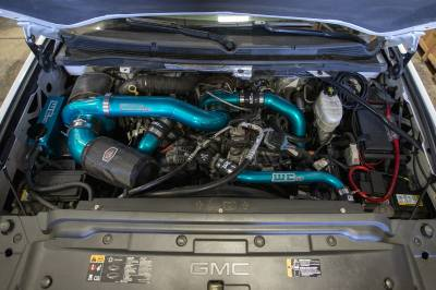 Candy Teal (Upper Coolant Pipe Sold Separately)