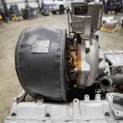 Wehrli Custom Fabrication - 2017+ L5P Duramax VGT Turbo Heat Blanket - Image 4