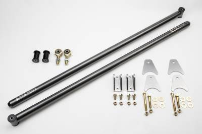 "Wehrli Custom Fabrication - Dodge, Ford, Universal 68"" Traction Bar Kit (ECLB, CCLB)"