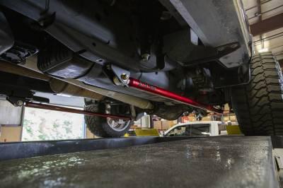 "Wehrli Custom Fabrication - 2020-2021 Duramax 60"" Traction Bar Kit (RCLB/CCSB/DCSB) - Image 4"