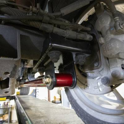 "Wehrli Custom Fabrication - 2020-2021 Duramax 60"" Traction Bar Kit (RCLB/CCSB/DCSB) - Image 6"