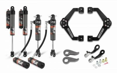 "2017+ L5P - Chassis and Suspension - Cognito Motorsports - 2011-2019 LML/L5P Duramax Cognito - 3"" Elite Leveling Kit"
