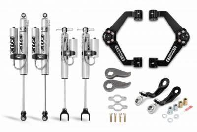 """Cognito Motorsports - 2011-2019 LML/L5P Duramax Cognito - 3"""" Premier Series Leveling Kit"""