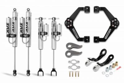 "2017+ L5P - Chassis and Suspension - Cognito Motorsports - 2011-2019 LML/L5P Duramax Cognito - 3"" Premier Series Leveling Kit"