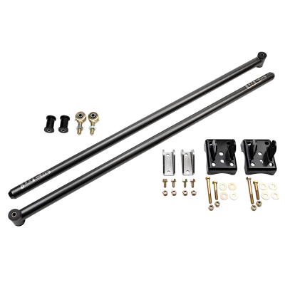 "Wehrli Custom Fabrication - 2001-2010 Duramax 68"" Traction Bar Kit (ECLB, CCLB)"