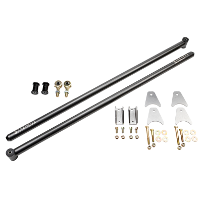 "2003-2007 6.0L Power Stroke - Chassis & Suspension - Wehrli Custom Fabrication - Dodge, Ford, Universal 68"" Traction Bar Kit (ECLB, CCLB)"