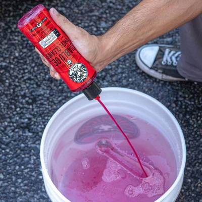 Chemical Guys - Chemical Guys Diablo Gel Oxygen Infused Foam Wheel and Rim Cleaner - Image 2