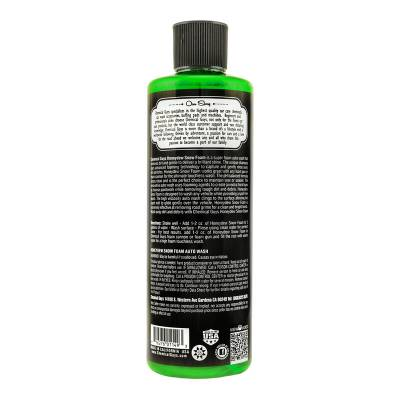 Chemical Guys - Chemical Guys Honeydew Snow Foam Extreme Suds Cleansing Wash Shampoo 16 oz - Image 2