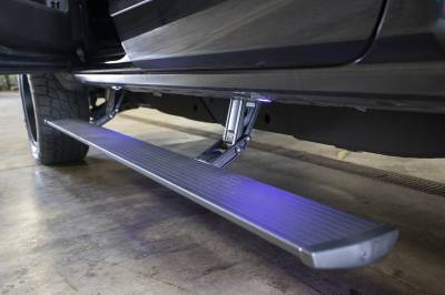 AMP Research - 2015-19 GM HD GAS / Some LML/L5P Duramax AMP PowerStep for Extended & Crew Cab - Image 3