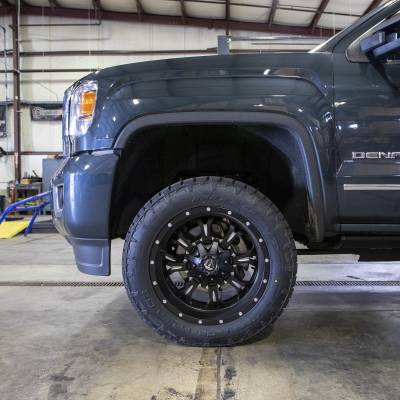 Wehrli Custom Fabrication - 2015-2019 GM 2500/3500HD Truck 3/8 in. Front Bumper Spacer Kit - Image 3