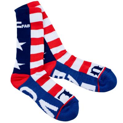 Wehrli Custom Fabrication - WCFab X FUEL Murica Crew Socks - Image 2