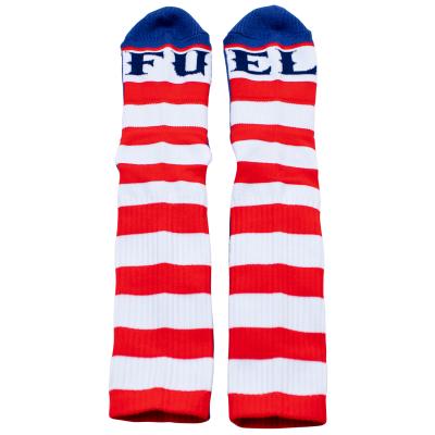 Wehrli Custom Fabrication - WCFab X FUEL Murica Crew Socks - Image 3