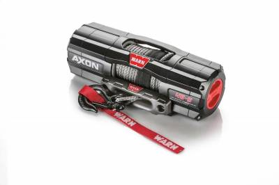Warn Industries - WARN AXON 45-S POWERSPORT WINCH, 50ft. SYNTHETIC ROPE - Image 2