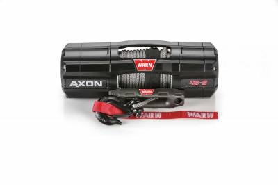 Warn Industries - WARN AXON 45-S POWERSPORT WINCH, 50ft. SYNTHETIC ROPE - Image 3