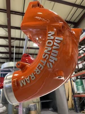 Sparkle Bomber Orange