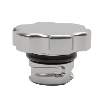 Wehrli Custom Fabrication - 2001-2021 Duramax Billet Aluminum Oil Fill Cap, Clear Anodized - Image 2