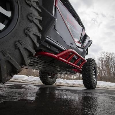 Wehrli Custom Fabrication - 2019+ Honda Talon X/R 2 Seat Rock Sliders - Image 13