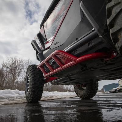 Wehrli Custom Fabrication - 2019+ Honda Talon X/R 2 Seat Rock Sliders - Image 14