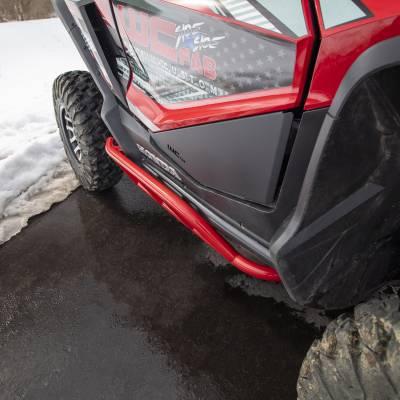 Wehrli Custom Fabrication - 2019+ Honda Talon X/R 2 Seat Rock Sliders - Image 15