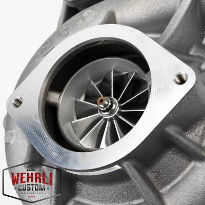 Duramax Tuner/Calibrated Power - 2017-2021 L5P DuramaxStealth 67mm Drop In VGT - Image 2