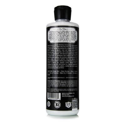 Chemical Guys - Chemical Guys Natural Shine New Look Shine Plastic, Rubber, Vinyl Dressing, 16 fl oz - Image 2
