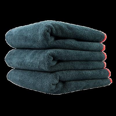 Chemical Guys - Chemical Guys Premium Red Line Microfiber Towel 3 Pack, 16x24 in. - Image 1