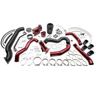 Turbo Kits - Twin Turbo Kits - Wehrli Custom Fabrication - Duramax S400/S300Twin Turbo Kit