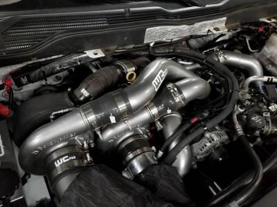 Wehrli Custom Fabrication - Duramax VGT/S300Triple Turbo Kit - Image 7