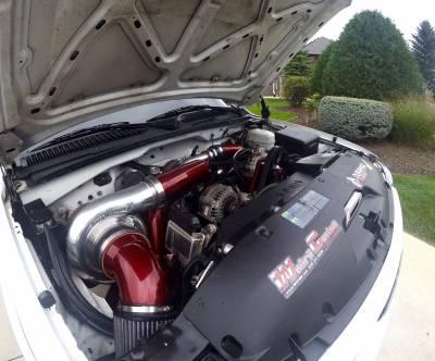 Turbo Kits - Twin Turbo Kits - Wehrli Custom Fabrication - DuramaxS500/S400 Twin Turbo Kit