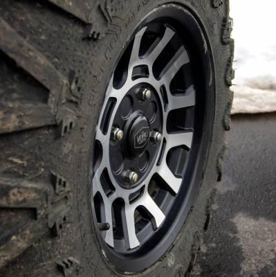 WCFab Side X Side - 2019+ Honda Talon Billet Aluminum Hub Cap Kit for OEM Wheels - Image 6