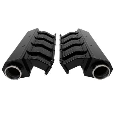 Wehrli Custom Fabrication - Individual RunnerBilletIntake - Image 5