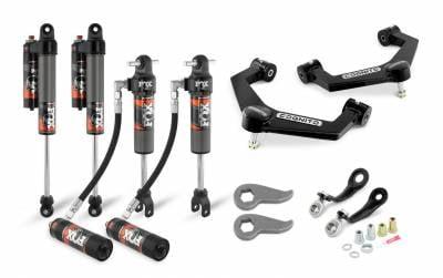 "Cognito Motorsports - 2020-2021 L5P Duramax Cognito - 3"" Elite Leveling Kit - Image 1"