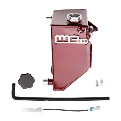 Wehrli Custom Fabrication - 2020-2021 L5P Duramax OEM Placement Coolant Tank Kit