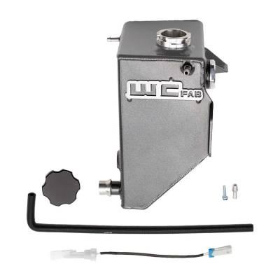 Wehrli Custom Fabrication - 2020-2021 L5P Duramax OEM Placement Coolant Tank Kit - Image 2