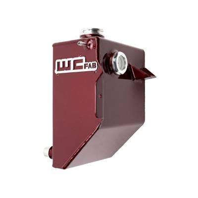 Wehrli Custom Fabrication - 2020-2021 L5P Duramax OEM Placement Coolant Tank Kit - Image 3