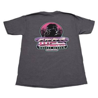 Men's T-Shirt - Get Your Flow Grey