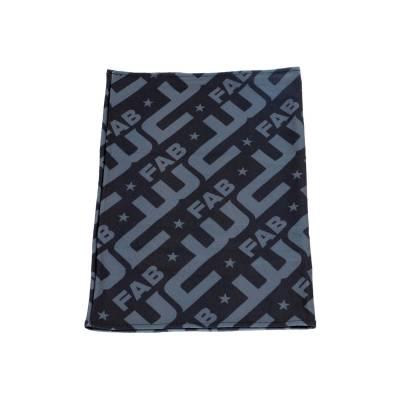 Wehrli Custom Neck Gaiter / Buff - Black / Grey
