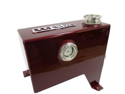 Wehrli Custom Fabrication - 2007.5-2010 LMM DuramaxOEM Placement Coolant Tank Kit - Image 2