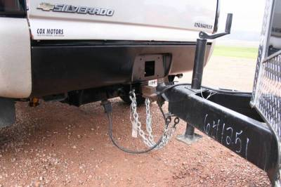 Big Hitch Products - BHP 01-07 GM BELOW Roll Pan 2 inch Receiver Hitch - Image 6