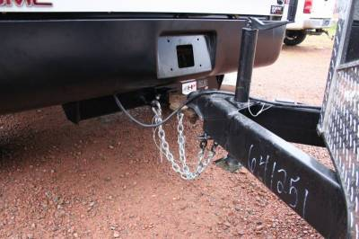Big Hitch Products - BHP 11-19 GM Long Box BELOW Roll Pan 2 inch Receiver Hitch - Image 5