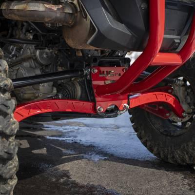 WCFab Side X Side - 2019+ Honda Talon X Billet Lower High Clearance Radius Rod Kit - Image 9