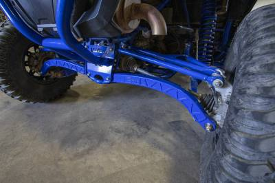 WCFab Side X Side - 2019+ Honda Talon R Billet Lower High Clearance Radius Rod Kit - Image 7