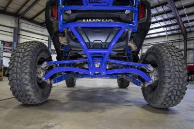 WCFab Side X Side - 2019+ Honda Talon R Billet Lower High Clearance Radius Rod Kit - Image 8