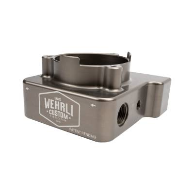 Wehrli Custom Fabrication - 2017-2019 & 2020+ Long Bed L5P Duramax Fuel Filter Housing Kit - Image 2