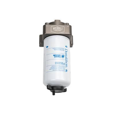 Wehrli Custom Fabrication - 2020+ Short Bed L5P Duramax Fuel Filter Housing Kit - Image 5