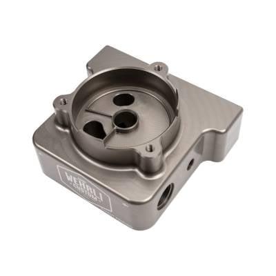 Wehrli Custom Fabrication - 2020+ Short Bed L5P Duramax Fuel Filter Housing Kit - Image 3