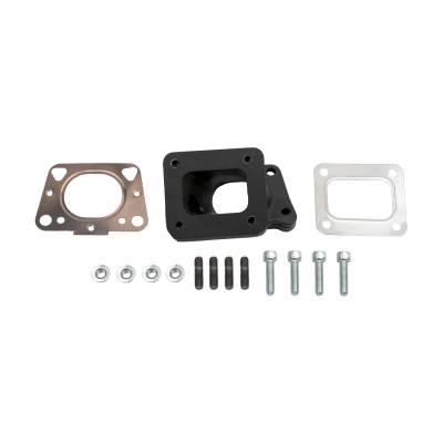 2017-2021 L5P - Turbo Upgrades & Installation Kits - Wehrli Custom Fabrication - 2017-2021 L5P Duramax T4 Turbo Pedestal